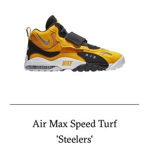 Air Max Speed Turf 'Steelers'